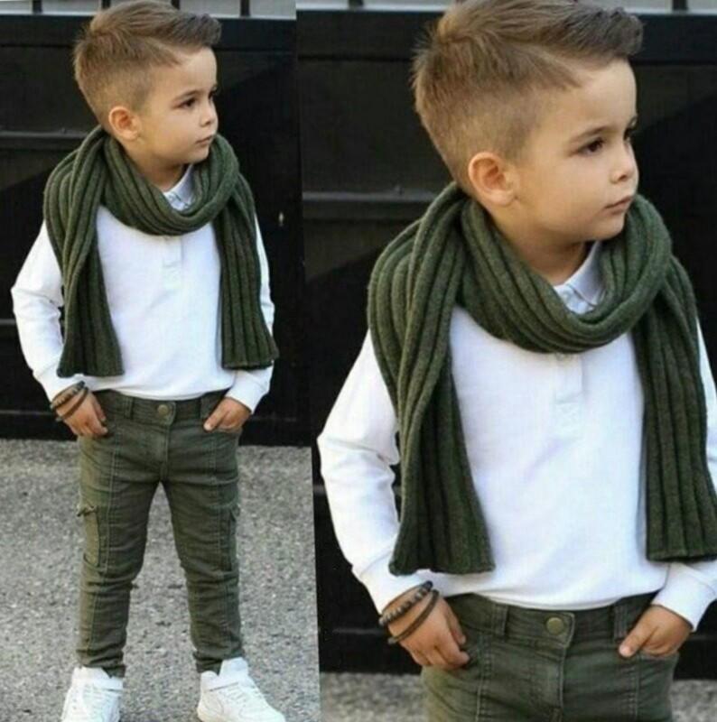 Модные стрижки для мальчиков 2019 – 2020: фото, тенденции