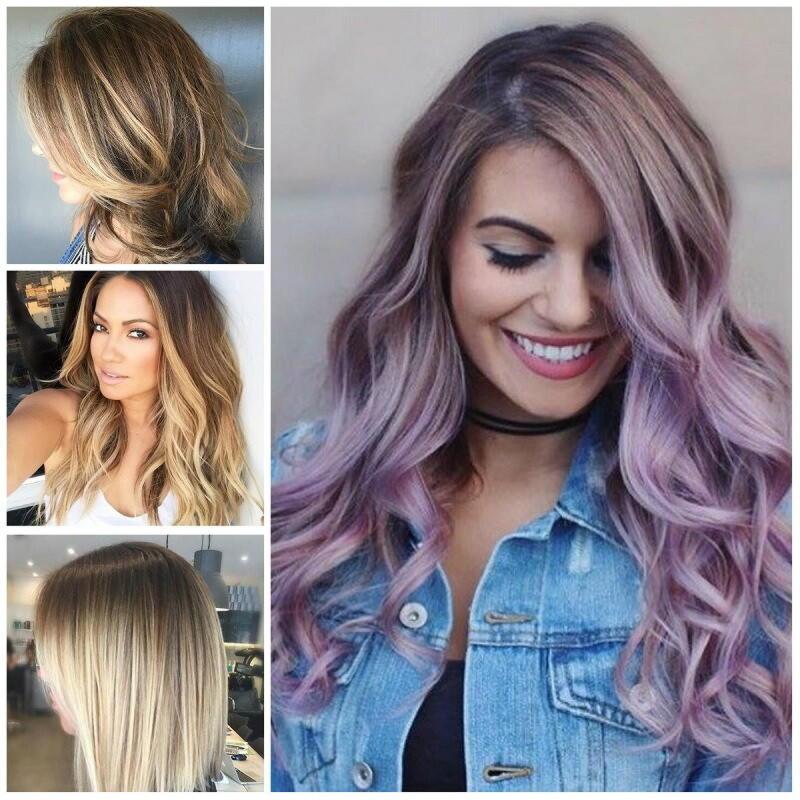 Мелирование волос: модный цвет 2019 | модное, фото, техники в 2019 году