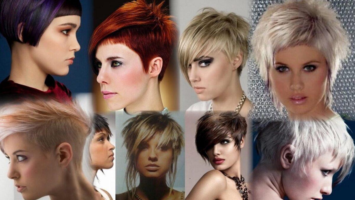 Модные женские стрижки на короткие волосы 2018 года: фото, тренды
