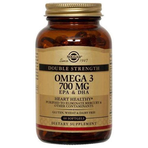 Omega-3 Fish Oil (Solgar)