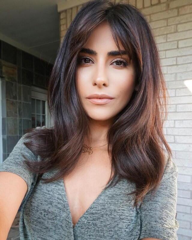 Женские стрижки на длинные волосы 2018: фото, модные тренды