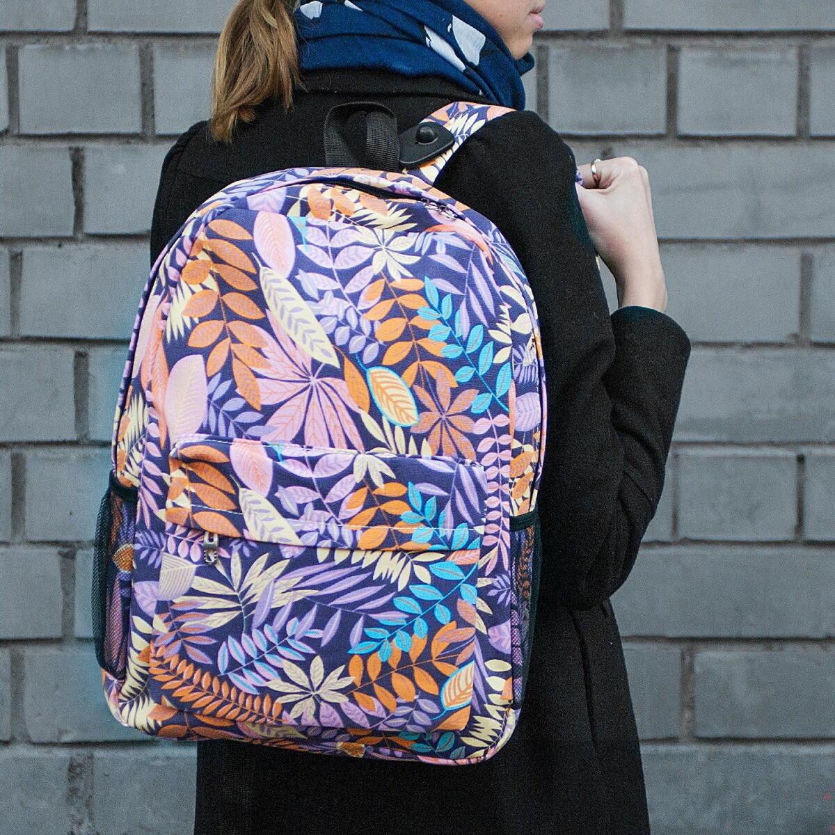 Женские рюкзаки  недорогие и городские, модные и стильные 52e3b0cb97f