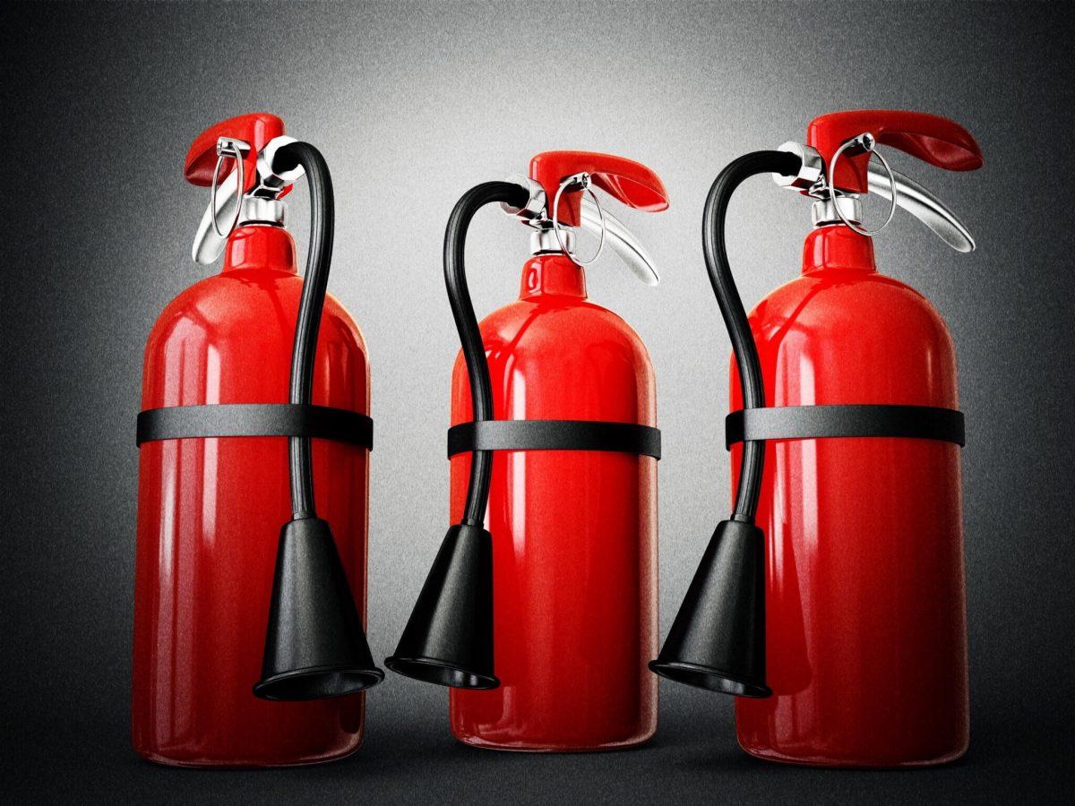 Срок проверки автомобильных огнетушителей - Пожарная безопасность