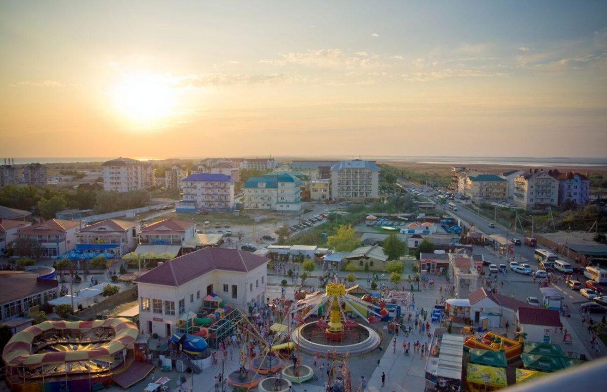 Отели в Витязево на берегу у моря: ТОП 12 рейтинг!
