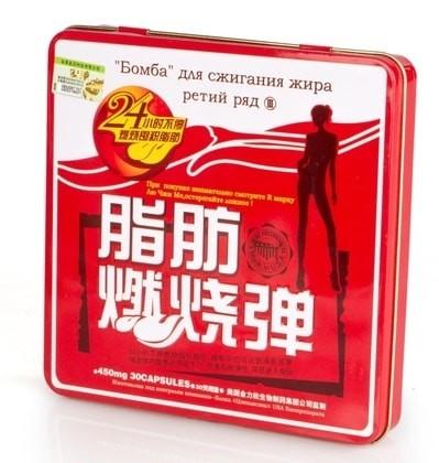 лекарство для сжигания жира и похудения