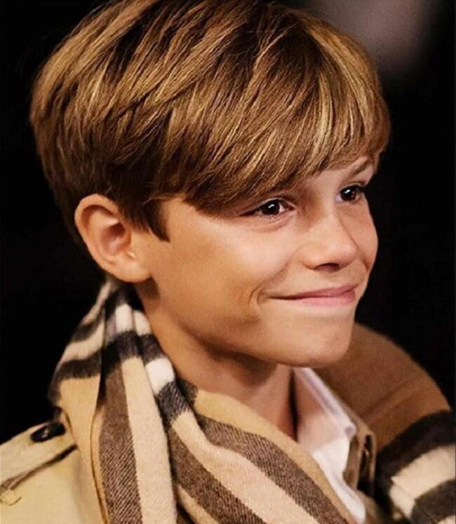 улыбка, шарф