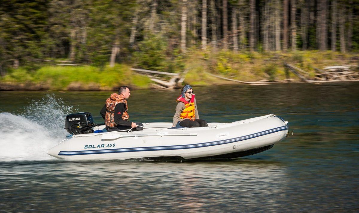 5 лучших лодок из пвх топ 5