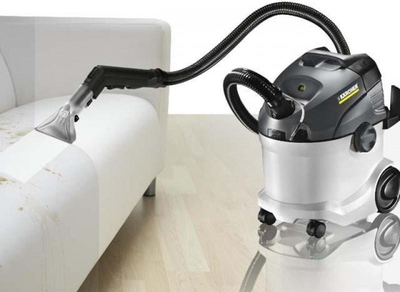Моющий пылесос Karcher (Керхер) для дома