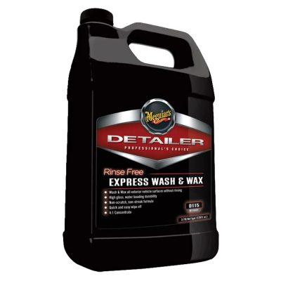 Rinse Free Express Wash Wax