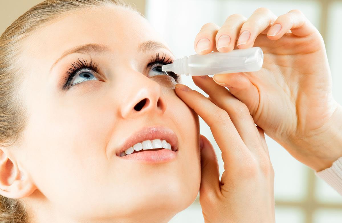 Глазные капли для профилактики зрения