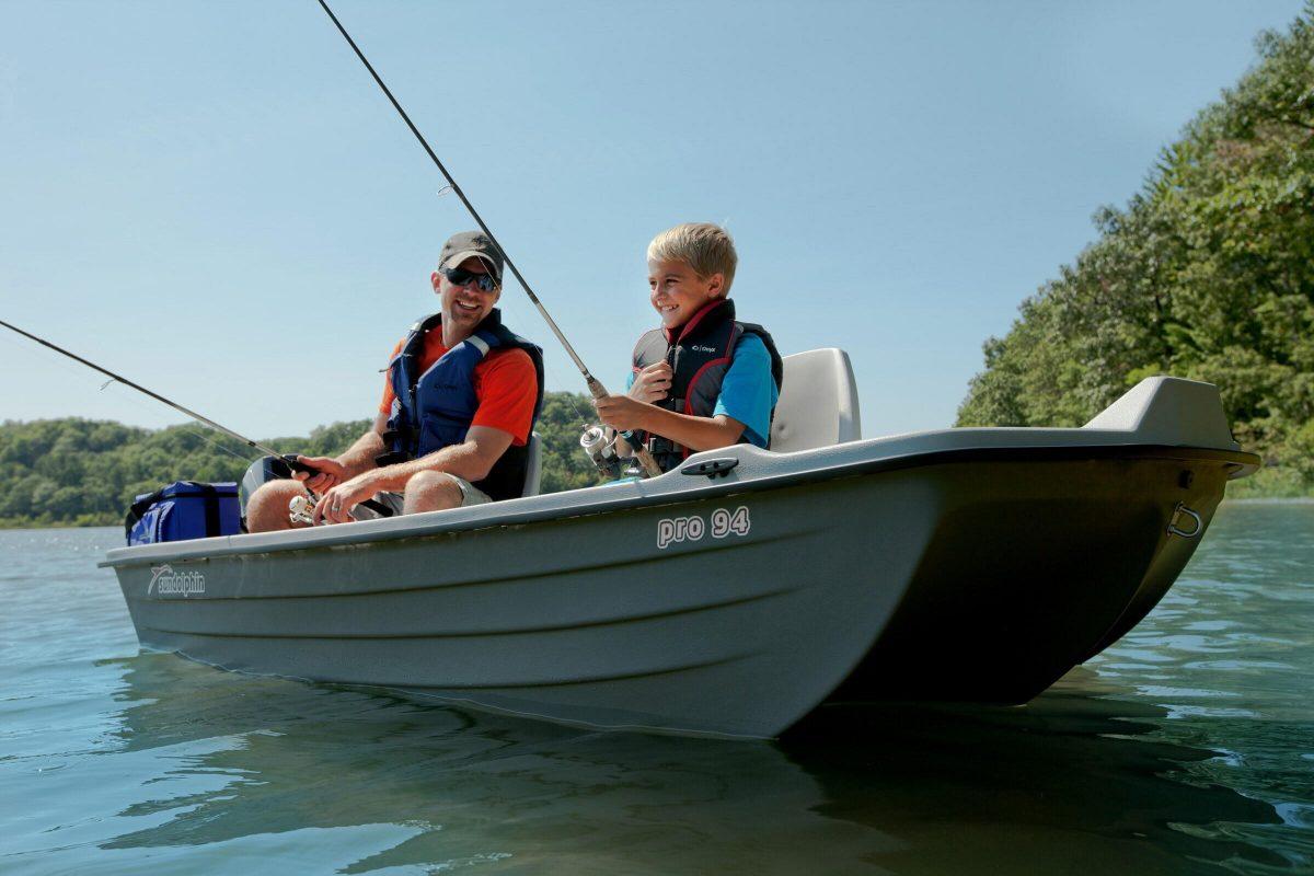 Лучшая алюминиевая лодка для рыбалки