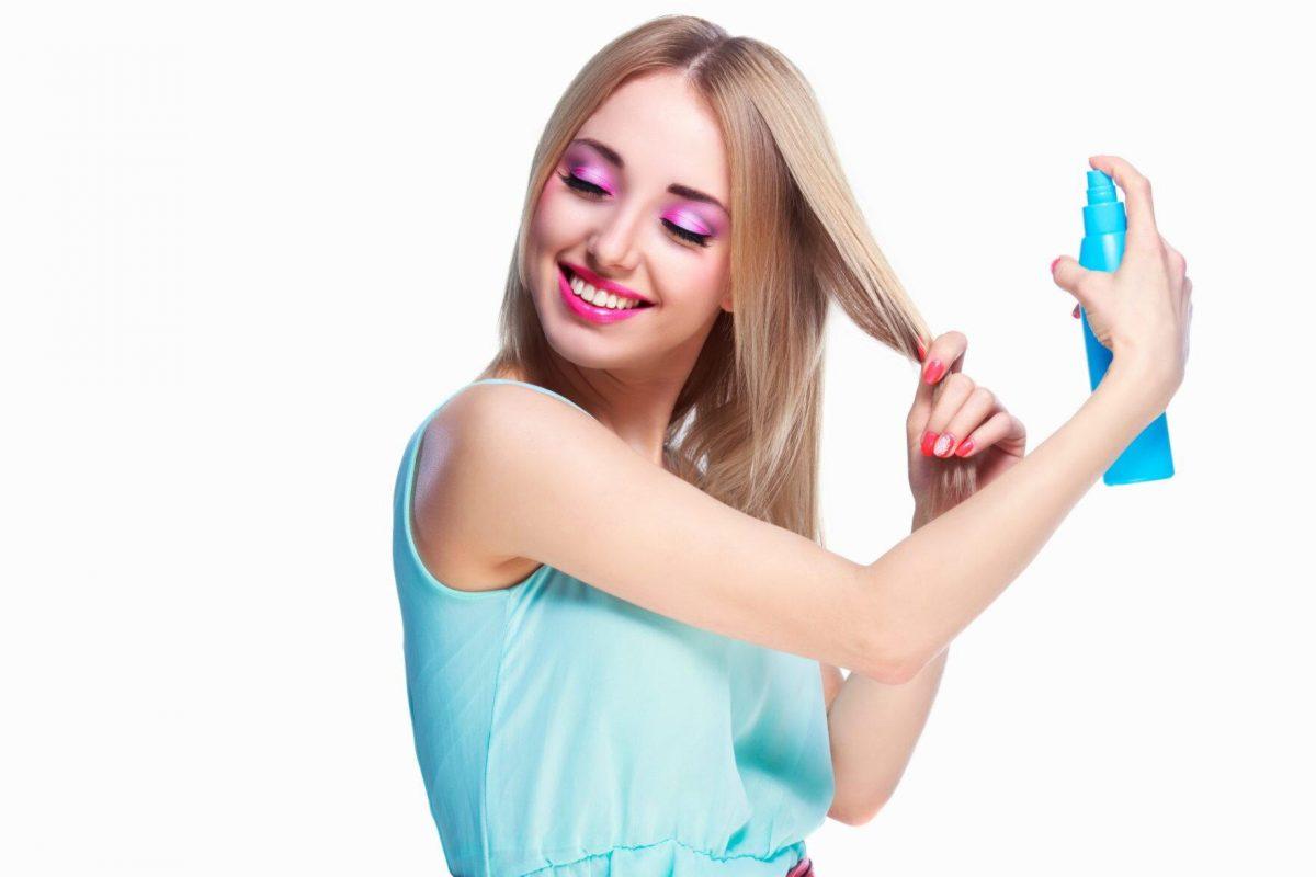 Сухой шампунь для объема волос
