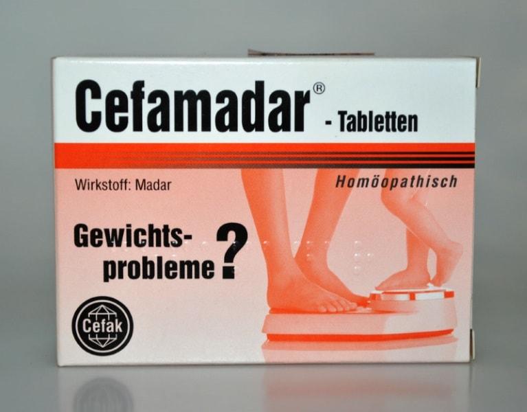 Цефамадар таблетки для похудения инструкция цена